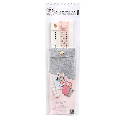 Pink Paislee - Truly Grateful Collection - Book Binding Tool Kit