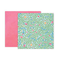 Paige Evans - Bloom Street Collection - 12 x 12 Double Sided Paper - Paper 5