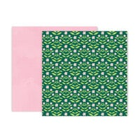 Paige Evans - Bloom Street Collection - 12 x 12 Double Sided Paper - Paper 9
