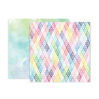 Paige Evans - Bloom Street Collection - 12 x 12 Double Sided Paper - Paper 10
