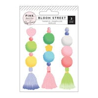 Pink Paislee - Bloom Street Collection - Embellishment Pack