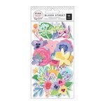 Pink Paislee - Bloom Street Collection - Ephemera - Mixed Floral