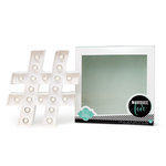 Heidi Swapp - Marquee Love Collection - Marquee Kit - Hashtag