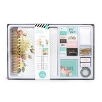 Heidi Swapp - Memory Planner Kit with Foil Accents - Beautiful - Undated