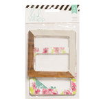 Becky Higgins - Project Life - Heidi Swapp Collection - 4 x 4 - Insta Frames