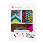 Becky Higgins - Project Life - Heidi Swapp Collection - Value Kit - Clear