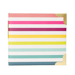 Becky Higgins - Project Life - Heidi Swapp Collection - Album - 4 x 4 D-Ring - Stripe