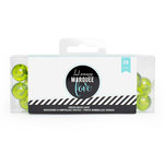 Heidi Swapp - Marquee Love Collection - Christmas - Extra Bulb Covers - Green