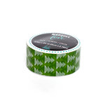 Heidi Swapp - Marquee Love Collection - Christmas - Green Tree Washi Tape - 0.875 Inches Wide