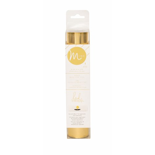 Heidi Swapp - MINC Collection - Reactive Foil - 6 Inch - Gold