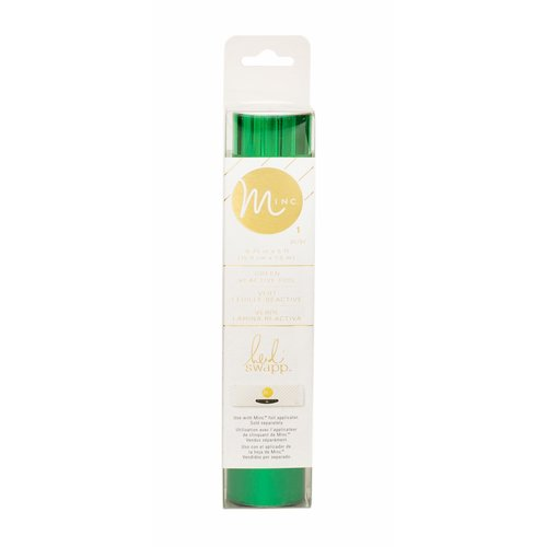 Heidi Swapp - MINC Collection - Reactive Foil - 6 Inch - Green