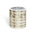 Heidi Swapp - Marquee Love Collection - Christmas - Glitter Tape - Music - 2 Inches Wide