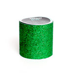 Heidi Swapp - Marquee Love Collection - Christmas - Glitter Tape - Dark Green - 2 Inches Wide