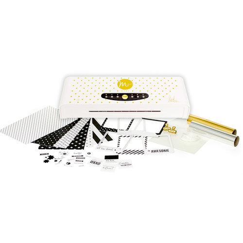 Heidi Swapp - MINC Collection - Complete Project Starter Kit - 6 Inch Mini  Foil Applicator