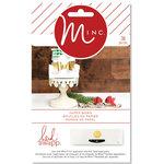 Heidi Swapp - MINC Collection - Christmas - 3 Dimensional Bows