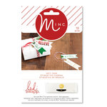 Heidi Swapp - MINC Collection - Christmas - Tags - Banner Tags