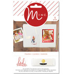 Heidi Swapp - MINC Collection - Christmas - Photo Frames