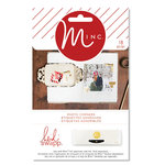 Heidi Swapp - MINC Collection - Christmas - Photo Corners