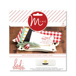 Heidi Swapp - MINC Collection - Christmas - 6 x 6 Paper Pack