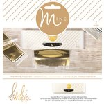 Heidi Swapp - MINC Collection - Christmas - 6 x 6 - Foil Transfer Folder