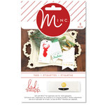 Heidi Swapp - MINC Collection - Christmas - Tags