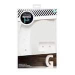 Heidi Swapp - Marquee Love Collection - Marquee Kit - 12 Inches - Letter G