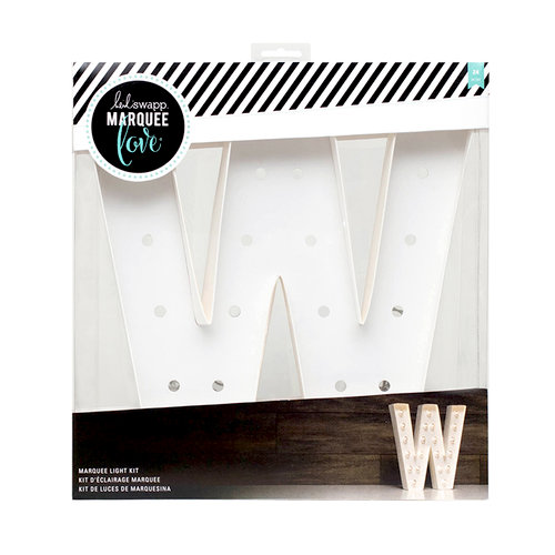 Heidi swapp marquee love letter w 12 inch marquee kit for Heidi swapp marquee letters 12 inch