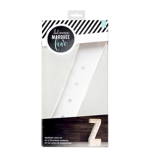 Heidi swapp marquee love letter z 12 inch marquee kit for Heidi swapp marquee letters 12 inch