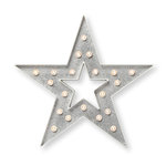 Heidi Swapp - Marquee Love Collection - Marquee Kit - 14 Inches - Star