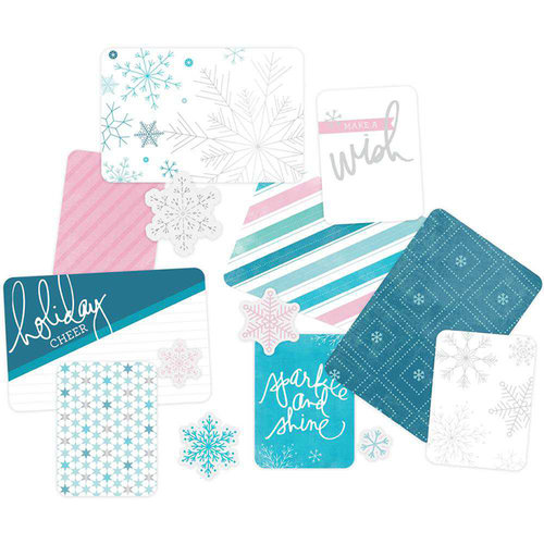Becky Higgins - Project Life - Heidi Swapp Collection - Christmas - Value Kit - Oh What Fun - Winter