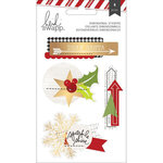 Heidi Swapp - Oh What Fun Collection - Christmas - 3 Dimensional Stickers