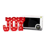 Heidi Swapp - Marquee Love Collection - Christmas - Marquee Kit - Plastic - Joy