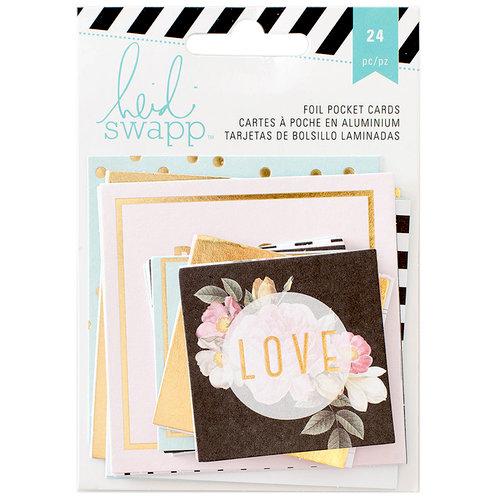 Heidi Swapp - Memory Planner - Pocket Cards