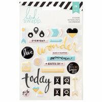 Heidi Swapp - Memory Planner - Puffy Stickers