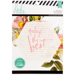 Heidi Swapp - Memory Planner - Journal Paper Pad - Large