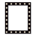 Heidi Swapp - Marquee Love Collection - Frame - Large - Black