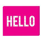 Heidi Swapp - Marquee Love Collection - Box - Hello