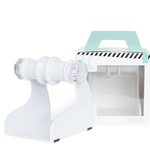 Heidi Swapp - Memorydex - Holder - Rolodex Spinner - White
