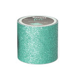 Heidi Swapp - Marquee Love Collection - Washi Tape - Glitter Mint - 2 Inches Wide