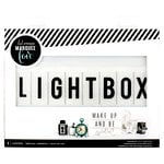 Heidi Swapp - LightBox Collection - Lightbox - White