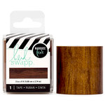 Heidi Swapp - LightBox Collection - Tape - Woodgrain - 2 Inches