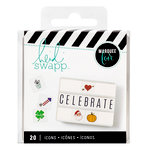 Heidi Swapp - LightBox Collection - Icon Inserts - Holiday
