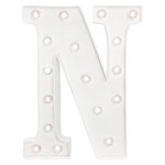 Heidi Swapp - Marquee Love Collection - Marquee Kit - 10 Inches - N