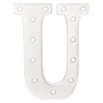 Heidi Swapp - Marquee Love Collection - Marquee Kit - 10 Inches - U