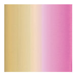 Heidi Swapp - MINC Collection - Reactive Foil - Ombre - Pink and Gold