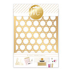 Heidi Swapp - MINC Collection - Stencil - Circle