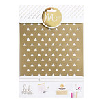 Heidi Swapp - MINC Collection - Stencil - Triangle