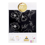 Heidi Swapp - MINC Collection - Art Screen - Floral