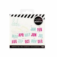 Heidi Swapp - Memorydex - Kit - Calendar