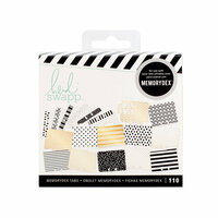 Heidi Swapp - Memorydex - Kit - Recipe with Gold Foil Accents